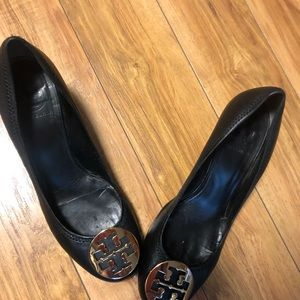 Tory Burch Lds Wedge heels